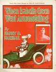 When Isabella Green Went Automobiling