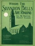 Where the Shandon Bells Are Ringing
