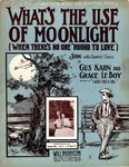 What's The Use Of Moonlight?