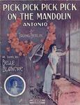 Pick, Pick, Pick, Pick on the Mandolin, Antonio