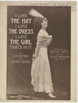 I Like The Hat I Like The Dress I Like The Girl That's In It