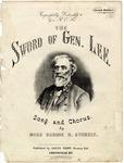 The Sword of Gen. Lee