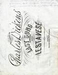 Charles Dickens' Last Song