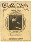 Classicana A Syncopated Pianorama