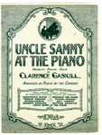 Uncle Sammy at the Piano