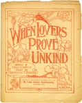 When Lovers Prove Unkind