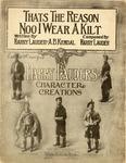 Thats the Reason Noo I Wear a Kilt
