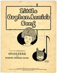 Little Orphan Annie's Song