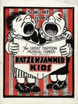 Song Hits from the Great Cartoon Musical Comedy the Original Katzenjammer Kids