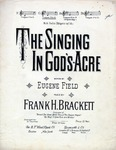 The Singing In God's Acre
