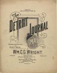 Detroit Journal March