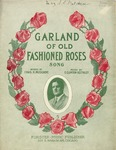 Garland of Old Fashioned Roses
