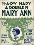 M-A-R-Y, Mary, A Double N, Mary Ann