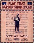Play That Barber Shop Chord