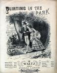 Flirting in the Park