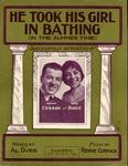 He Took His Girl in Bathing
