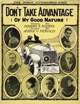 Don't Take Advantage