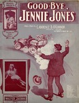 Good Bye, Jennie Jones