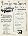 Motor Transit Stages