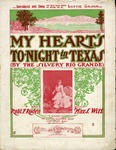 My Heart's To-Night In Texas