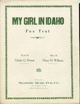 My Girl In Idaho