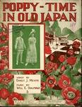 Poppy-Time In Old Japan