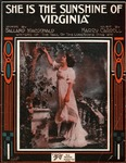 She Is The Sunshine Of Virginia