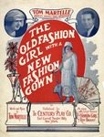The Old Fashion Girl With A New Fashion Gown