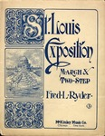 St. Louis Exposition March-Two-Step