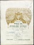 Pope Pius IX Jubilee Hymn