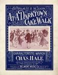 At A Darktown Cake Walk