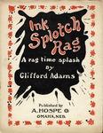 Ink Splotch Rag