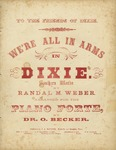 We're All In arms in Dixie