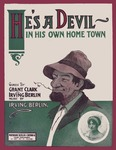 He's a devil in his own home town