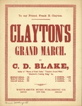 Clayton's Grand March