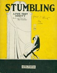 Stumbling.
