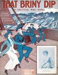 That Briny Dip : A Nautical Rag Song