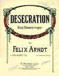 Desecration : Rag Humoresque