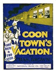 Coon Town's Vacation : Cake Walk & Two Step