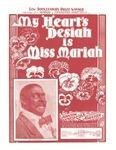 My Heart's Desiah is Miss Mariah