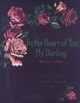 In the heart of you my darling