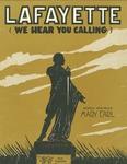 Lafayette (We Hear You Calling).