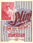 Pliny, come kiss yo' baby