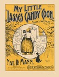 My Little 'Lasses Candy Coon : Mammy's Sweetness