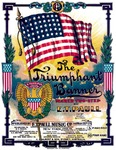 The triumphant banner