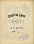 Duquesne Greys.