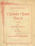 Clarinda Band March