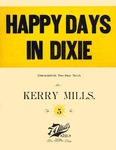 Happy days in Dixie
