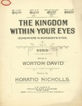 The Kingdom Within Your Eyes