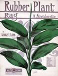 Rubber Plant Rag
